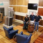 Nantucket Custom Flooring Photo of Owners Inside
