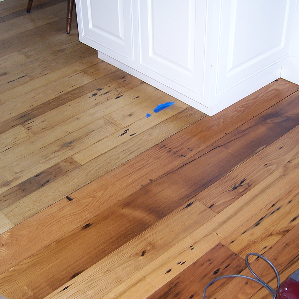 Antique Chestnut Floor
