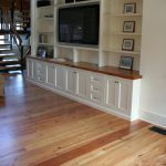 Antique Heart Pine Hardwood Floor