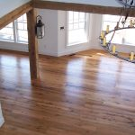 Antique Oak Hardwood Floor
