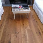 Character White Oak Hardwood Floor