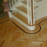 Hardwood Flooring Decorative Borders