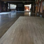 Choate Dining Hall Re-Sanding