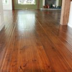 Custom Hardwood Floor Hickory