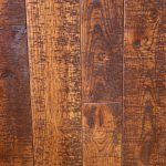 "Rustic Hickory with Skip Band Saw Texture ""Whiskey Barrel"""