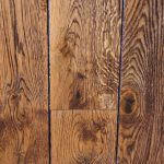 Live Sawn White Oak w/ Hand-scraped Edges
