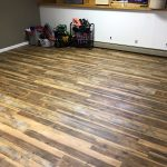 Pre-Finished Vinyl Flooring