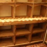 Hardwood Wine Cellar by Nantucket Custom Flooring