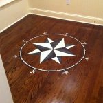 Custom Medallion Nantucket Custom Flooring